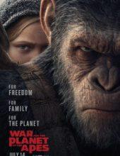 Maymunlar Cehennemi 3 Savaş izle