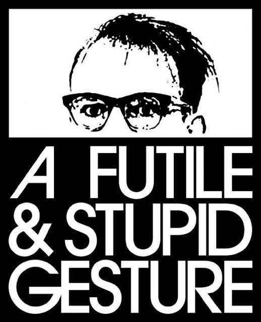 Faydasız ve Aptalca Bir Hareket – A Futile and Stupid Gesture 2018 Türkçe Dublaj izle