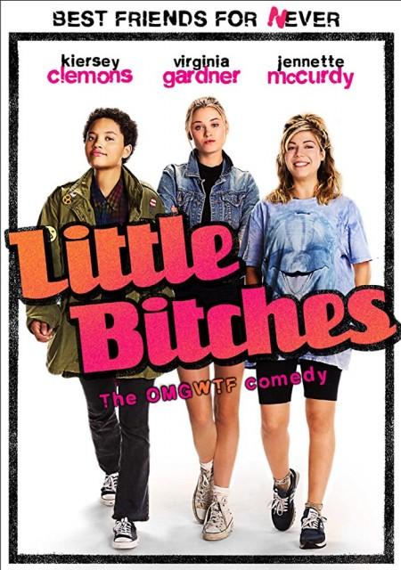 Küçük Tilkiler – Little Bitches 2018 Türkçe Dublaj izle