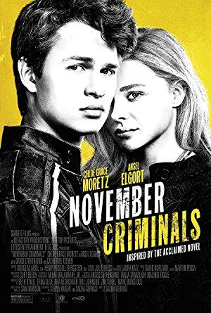 Kasım Suçluları – November Criminals 2017 Türkçe Altyazılı izle