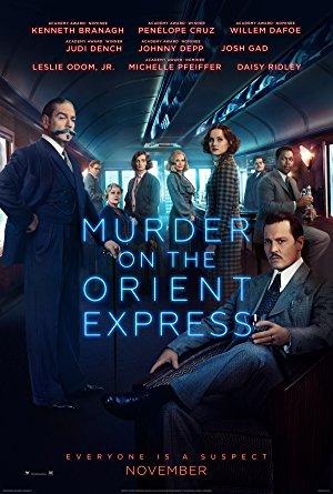 Doğu Ekspresinde Cinayet – Murder On The Orient Express 2017 Türkçe Dublaj izle