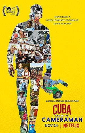 Kuba ve Kameraman – Cuba and the Cameraman 2017 Türkçe Dublaj izle
