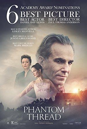Phantom Thread 2017 Türkçe Dublaj ve Altyazı izle
