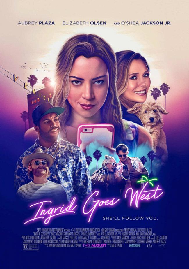 Ingrid Goes West 2017 Türkçe Dublaj izle