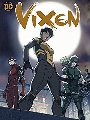 Vixen The Movie 2017 Türkçe Dublaj izle