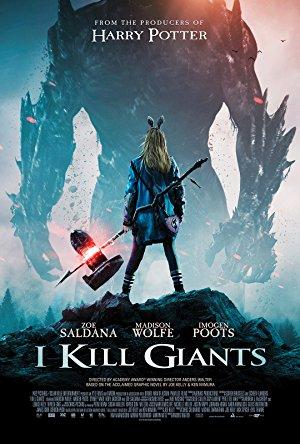 Dev Avcısı – I Kill Giants 2017 Türkçe Altyazı izle