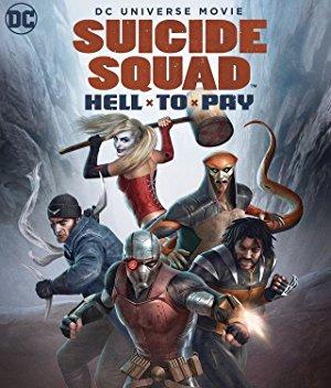 Suicide Squad Cehennemin Bedeli – Suicide Squad Hell To Pay 2018 Türkçe Dublaj izle