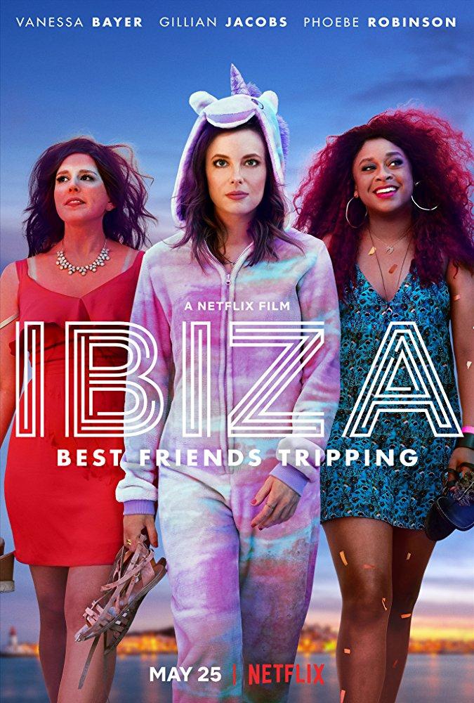 Ibiza 2018 Türkçe Dublaj izle