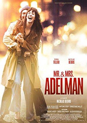 Bay ve Bayan Adelman – Mr & Mme Adelman 2017 Türkçe Dublaj izle