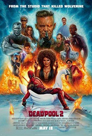 Deadpool 2 2018 Türkçe Dublaj izle
