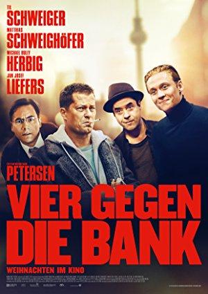 Çılgın Banka Soygunu – Vier Gegen Die Bank 2016 Türkçe Dublaj izle