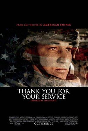 Thank You For Your Service 2017 Türkçe Dublaj izle