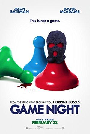 Oyun Gecesi – Game Night 2018 Türkçe Dublaj ve Altyazı izle