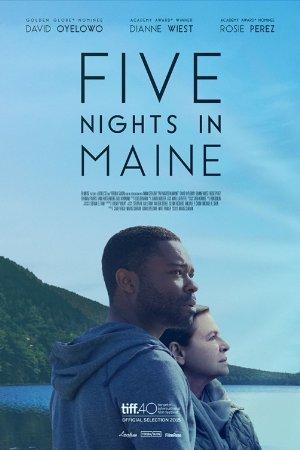 Maine'de Beş Gece 2015 Türkçe Dublaj izle