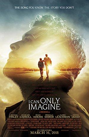 Ancak Hayal Edebilirim – I Can Only Imagine 2018 Türkçe Altyazı izle