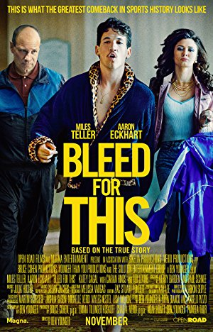 Zaferin Bedeli – Bleed For This 2016 Türkçe Dublaj izle