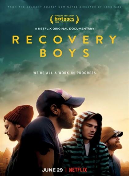 Recovery Boys 2018 Türkçe Dublaj izle