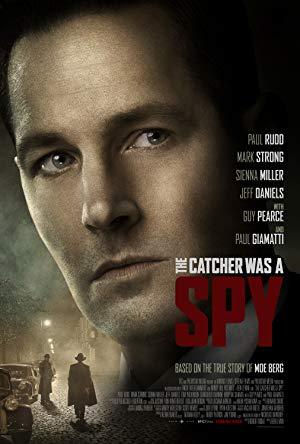 The Catcher Was A Spy 2018 Türkçe Altyazı izle