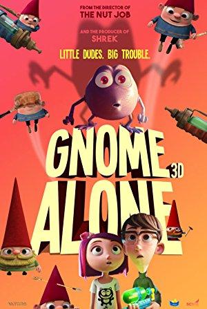 Küçük Kahramanlar – Gnome Alone 2017 Türkçe Dublaj izle