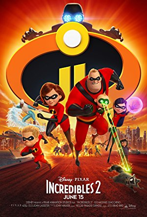 İnanılmaz Aile – The Incredibles 2 2018 Türkçe Altyazı izle