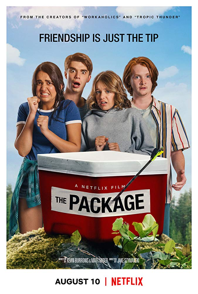 Paket – The Package 2018 Türkçe Dublaj izle
