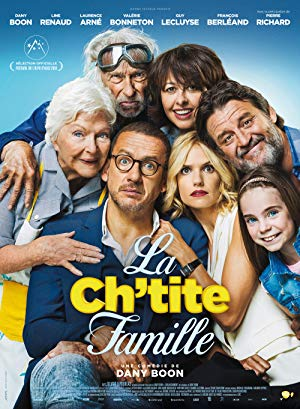 La Chtite Famille 2018 Türkçe Altyazı izle