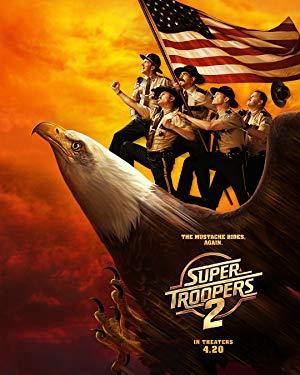 Süper Polisler 2 – Super Troopers 2 2018 Türkçe Dublaj izle