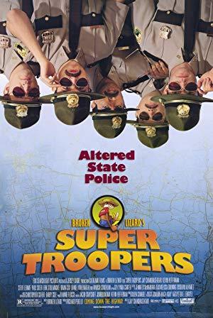 Süper Polisler – Super Troopers 2001 Türkçe Dublaj izle