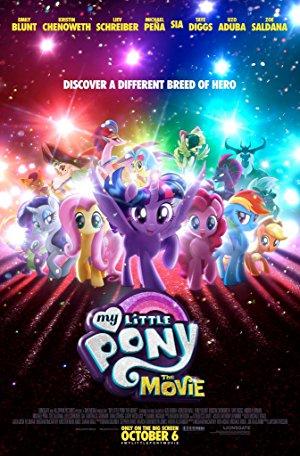 My Little Pony The Movie 2017 Türkçe Dublaj izle