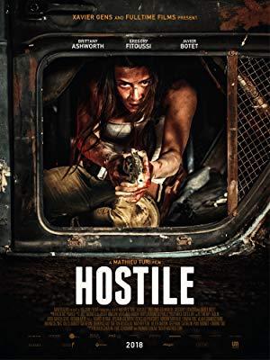 Ayin – Hostile 2017 Türkçe Altyazı izle