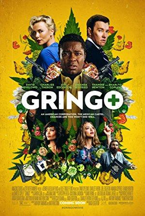 Gringo 2018 Türkçe Dublaj izle