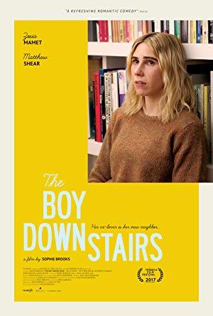 Alt Kattaki Çocuk – The Boy Downstairs 2017 Türkçe Dublaj izle