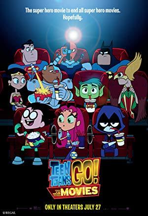 Genç Titanlar Filmi – Teen Titans Go To The Movies 2018 Türkçe Dublaj izle