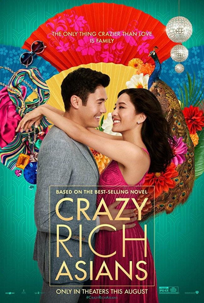 Crazy Rich Asians Türkçe Dublaj izle