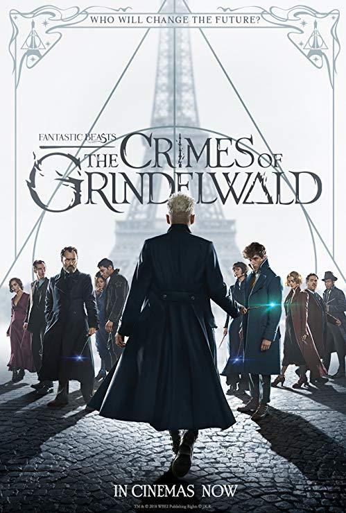 Fantastik Canavarlar 2 Grindelwald'ın Suçları Türkçe Dublaj izle