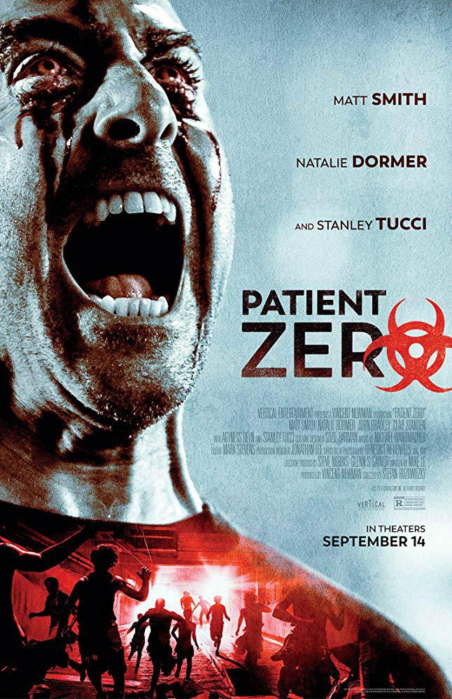 Hasta Sıfır – Patient Zero Türkçe Dublaj izle