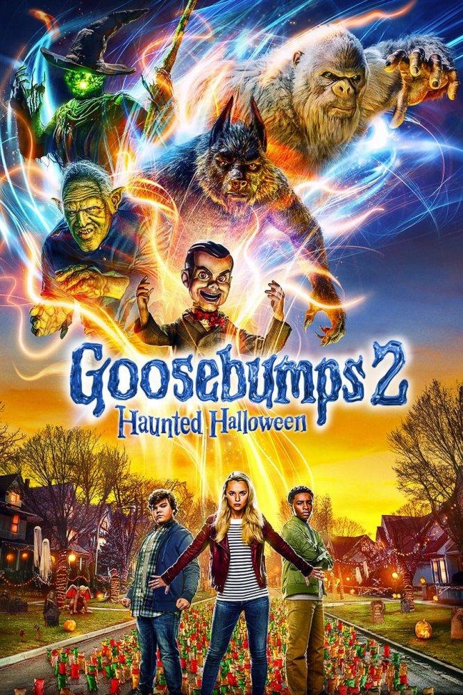 Goosebumps 2: Perili Cadılar Bayramı Türkçe Dublaj izle