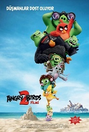 Angry Birds Filmi 2 – The Angry Birds Movie 2 1080p tek part hd izle