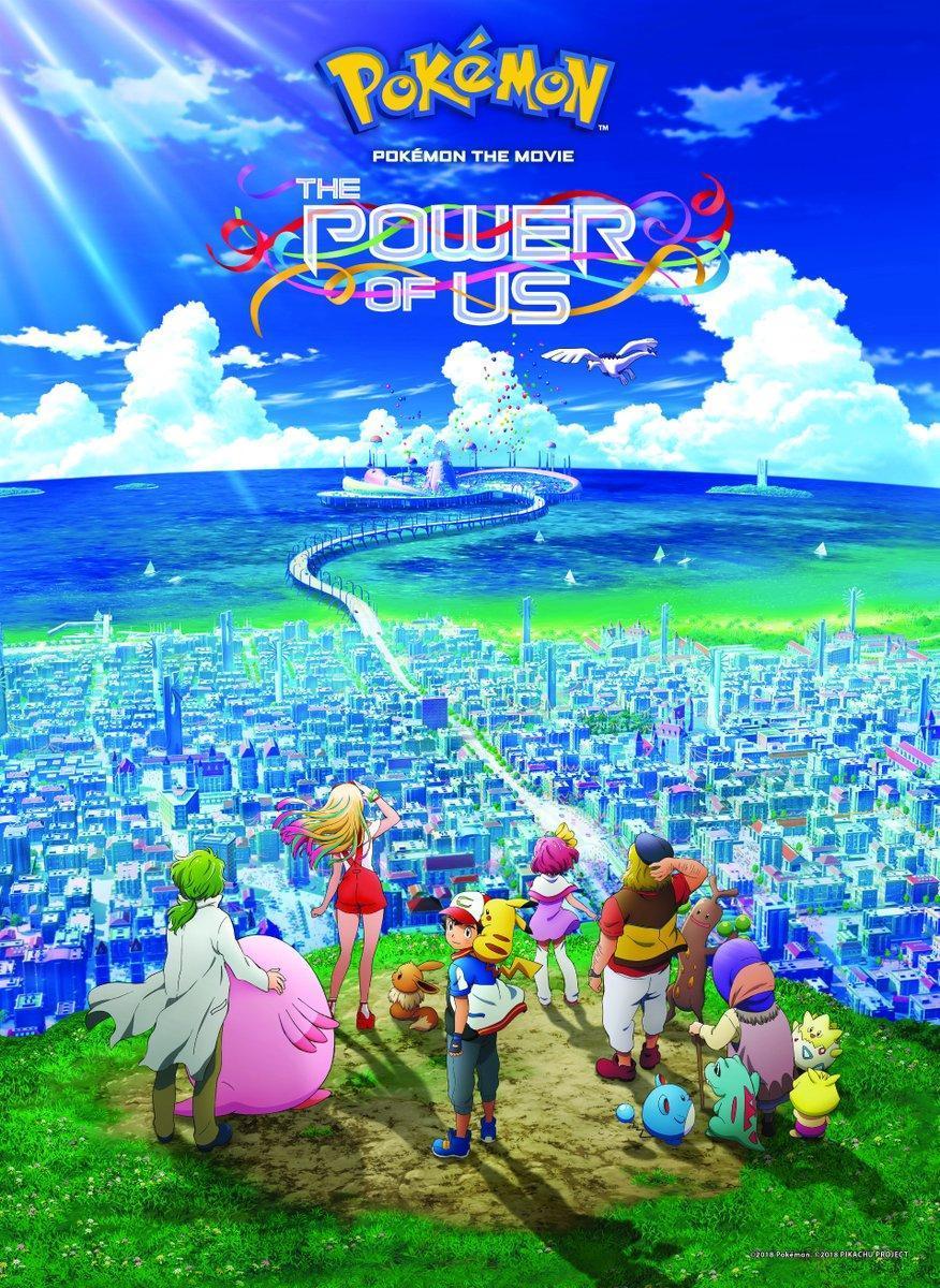 Pokémon Filmi: Birlikten Kuvvet Doğar full izle
