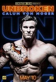 Calum Von Moger: Unbroken 1080p full hd izle