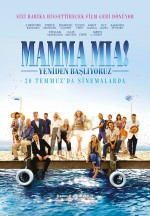 Mamma Mia! Yeniden Başlıyoruz – Mamma Mia! Here We Go Again 1080p hd izle