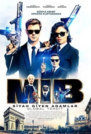 Siyah Giyen Adamlar: Global Tehdit – Men in Black: International 1080p full hd izle