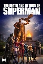 Superman'in Ölümü ve Dönüşü – The Death and Return of Superman 1080p hd izle