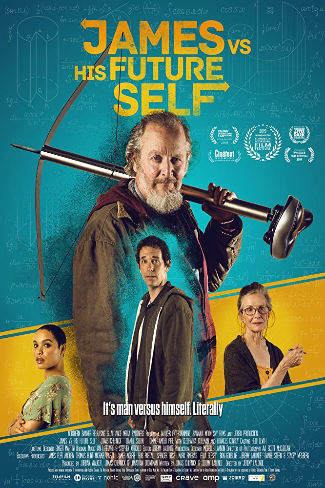 James vs. His Future Self Türkçe Dublaj Full HD izle