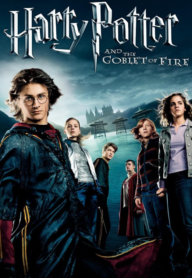 Harry Potter: Ateş Kadehi Tek Part izle