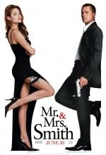 Bay ve Bayan Smith Tek Parça 1080p izle