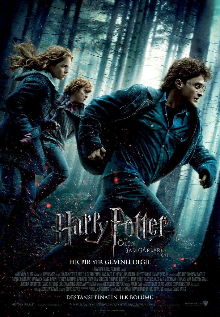 Harry Potter ve Ölüm Yadigarları: Bölüm 1 izle