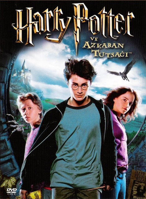 Harry Potter: Azkaban Tutsağı Full HD izle