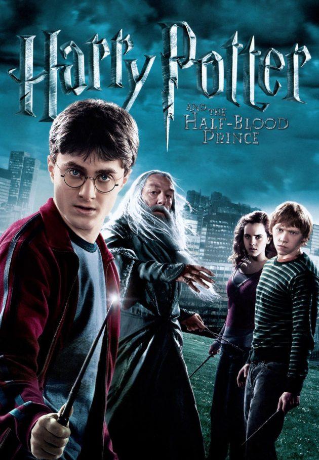 Harry Potter ve Melez Prens Türkçe Dublaj izle