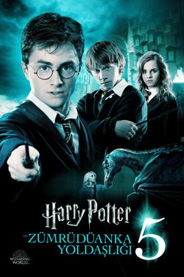 Harry Potter ve Zümrüdüanka Yoldaşlığı 1080p Full izle